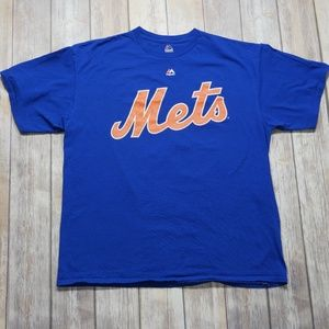Majestic | Men's NY Mets Cespedes T-Shirt Size XL